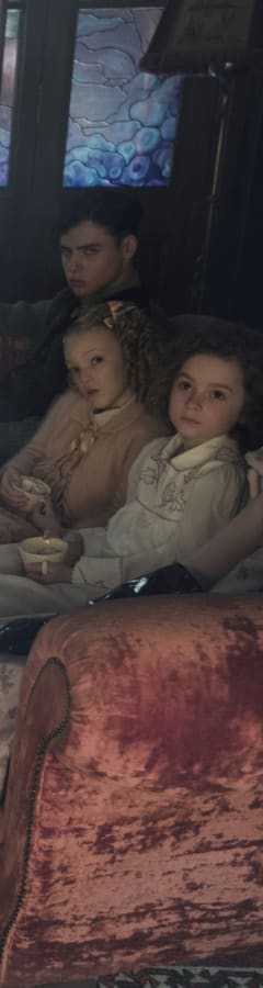 Movie still from Miss Peregrine's Home For Peculiar Children