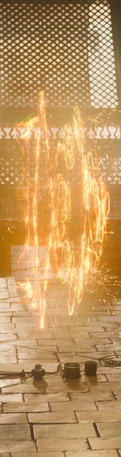 Movie still from Doctor Strange