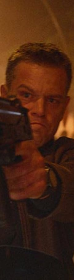 Movie still from Jason Bourne