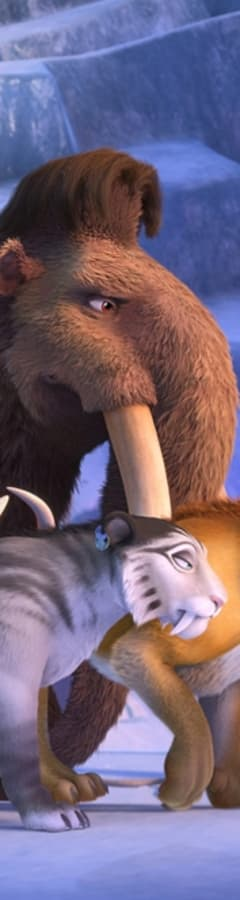 Movie still from Ice Age: Collision Course