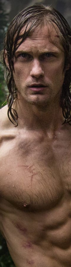 Movie still from The Legend Of Tarzan