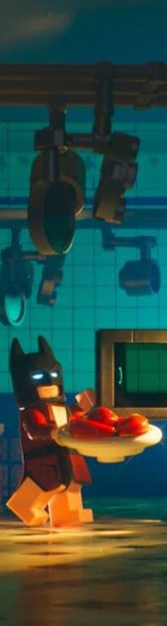 Movie still from The Lego Batman Movie