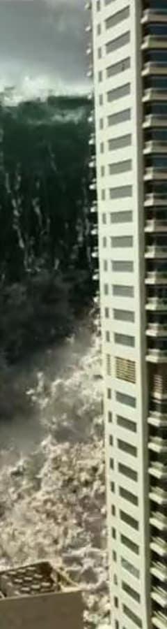 Movie still from Geostorm