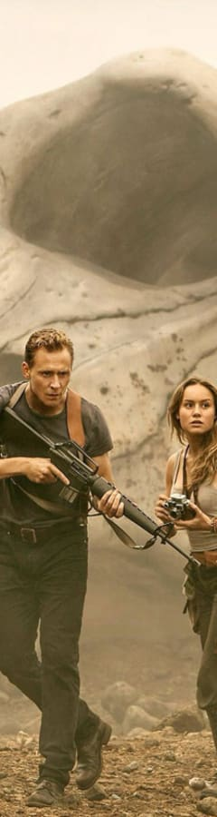 Movie still from Kong: Skull Island