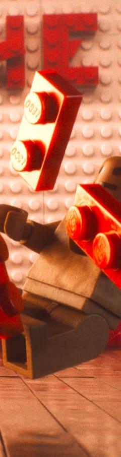 Movie still from The Lego Ninjago Movie