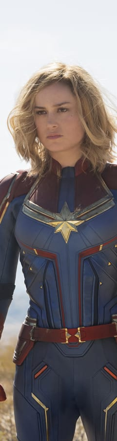 Movie still from Captain Marvel