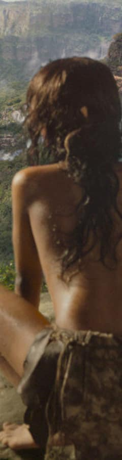 Movie still from Mowgli