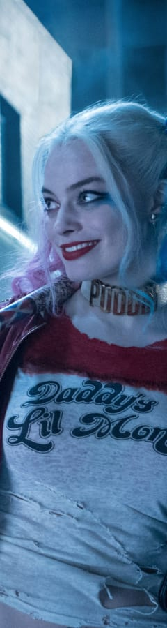 Movie still from Suicide Squad