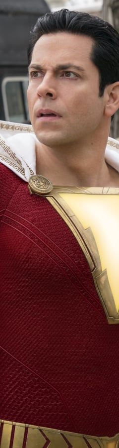 Movie still from Shazam!