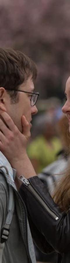 Movie still from Snowden