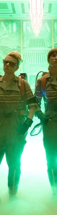 Movie still from Ghostbusters