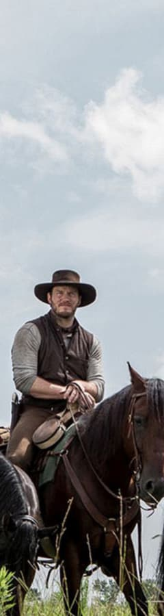 Movie still from The Magnificent Seven