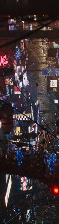 Movie still from Valerian