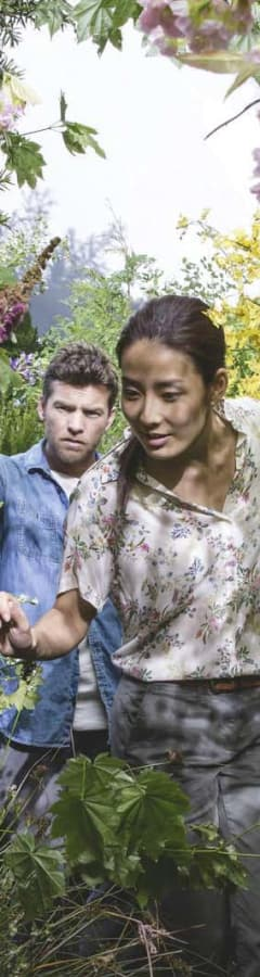 Movie still from The Shack