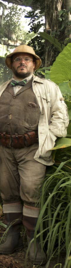 Movie still from Jumanji: Welcome To The Jungle