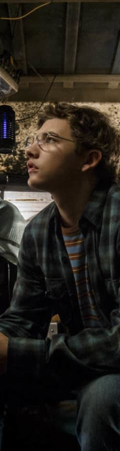 Movie still from Ready Player One