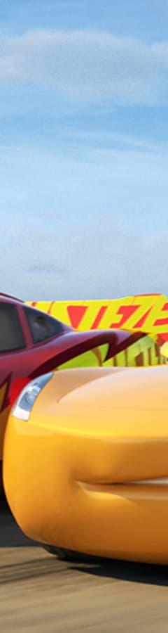 Movie still from Cars 3