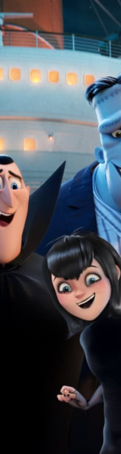 Movie still from Hotel Transylvania 3: Summer Vacation