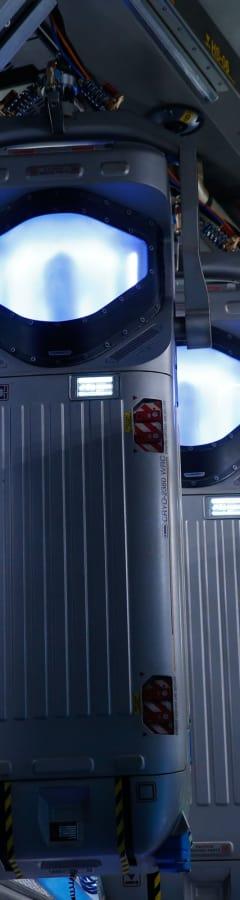 Movie still from Alien: Covenant