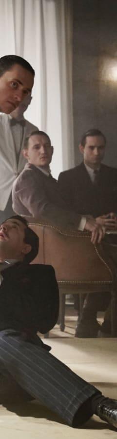 Movie still from Murder On The Orient Express