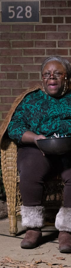 Movie still from Tyler Perry's Boo! A Madea Halloween