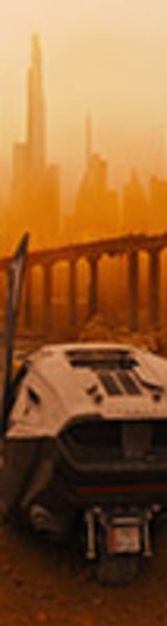 Movie still from Blade Runner 2049