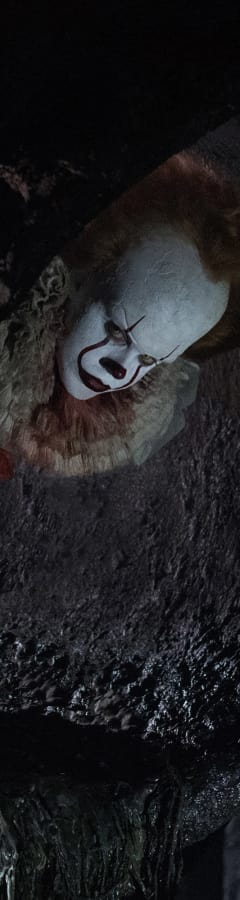 Movie still from IT: Chapter One