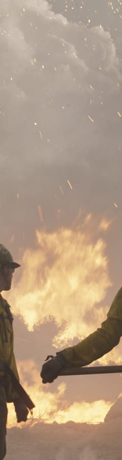 Movie still from Only The Brave