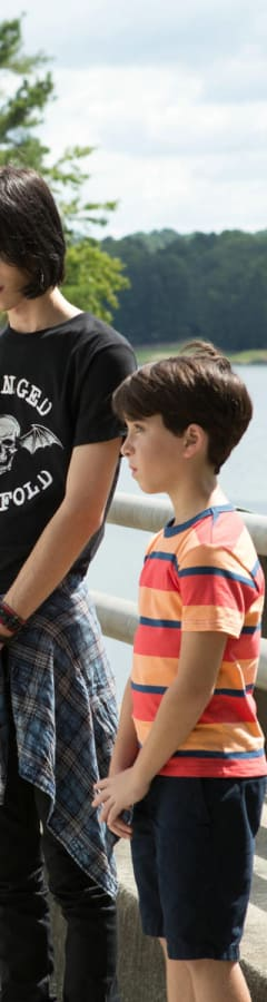Movie still from Diary Of A Wimpy Kid: The Long Haul