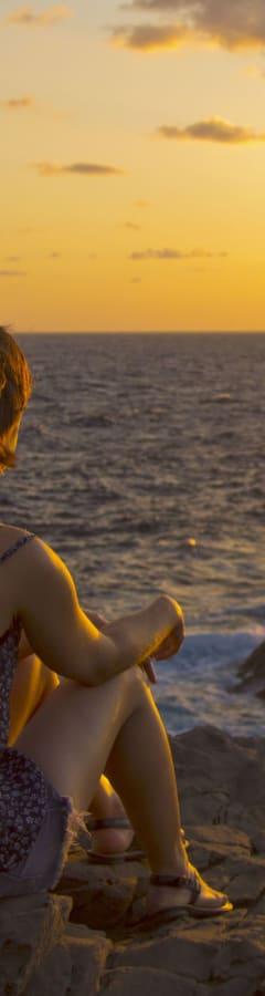Movie still from Menorca