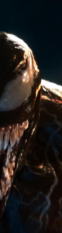 Movie still from Venom