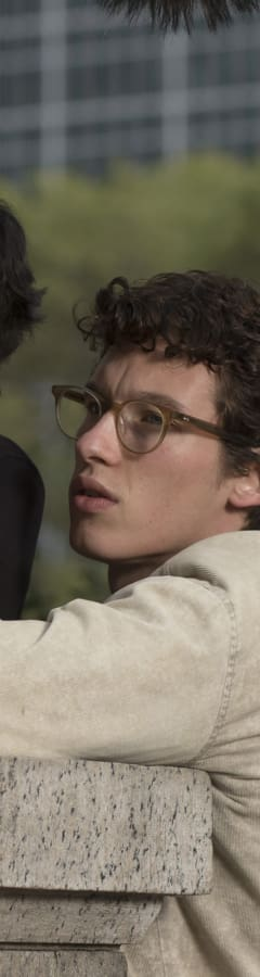 Movie still from The Only Living Boy In New York