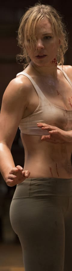 Movie still from Lady Bloodfight