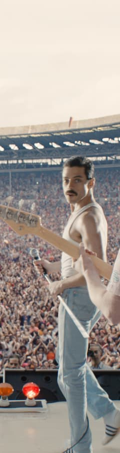 Movie still from Bohemian Rhapsody
