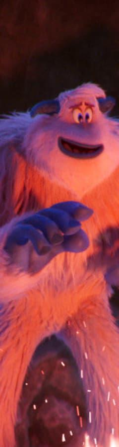 Movie still from Smallfoot