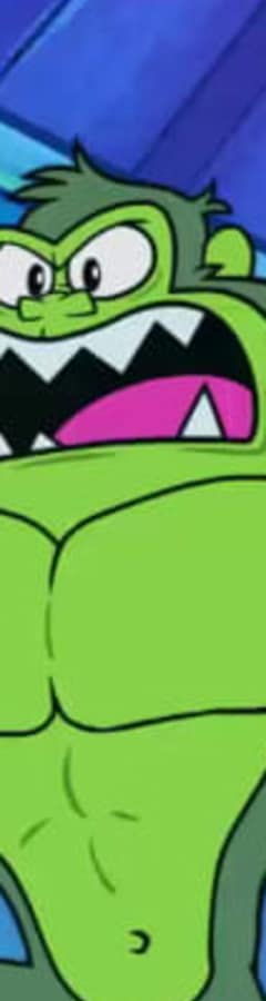 Movie still from Teen Titans Go! To The Movies