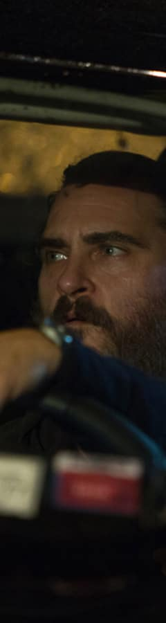 Movie still from You Were Never Really Here