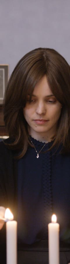 Movie still from Disobedience