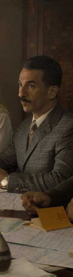 Movie still from Operation Finale