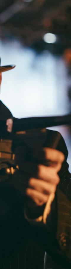 Movie still from Gangster Land