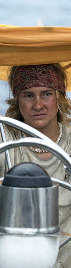 Movie still from Adrift