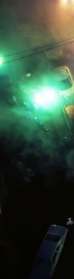 Movie still from Nossa Chape