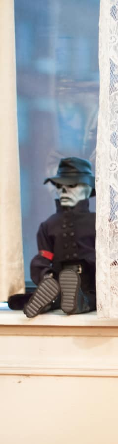 Movie still from Puppet Master