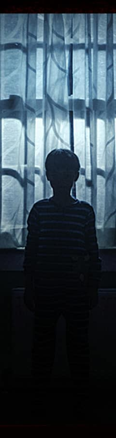 Movie still from The Prodigy