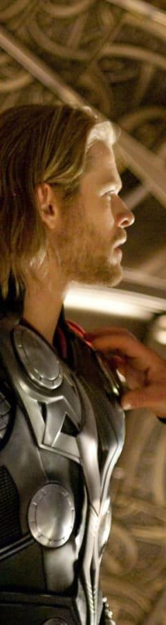 Movie still from Marvel Studios 10th: Thor