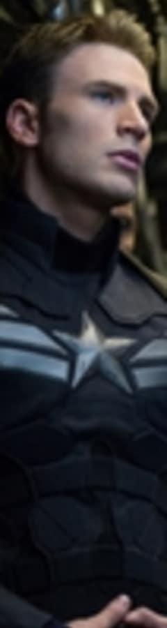 Movie still from Marvel Studios 10th: Captain America: The Winter Soldier
