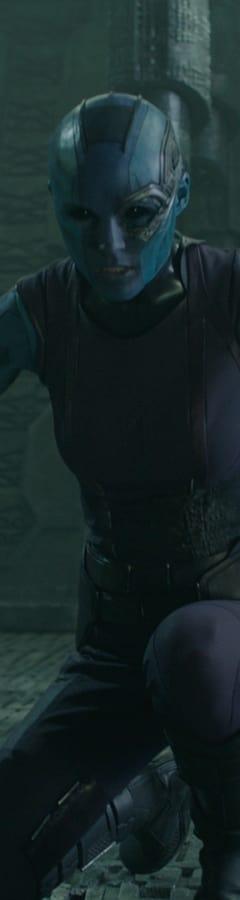 Movie still from Marvel Studios 10th: Guardians of the Galaxy