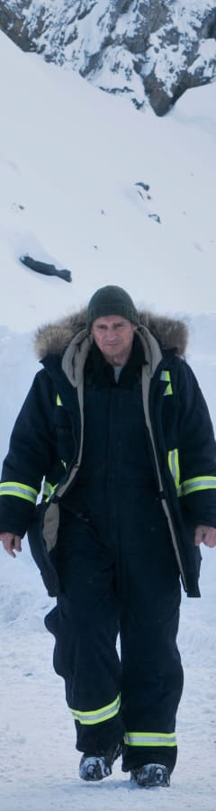 Movie still from Cold Pursuit