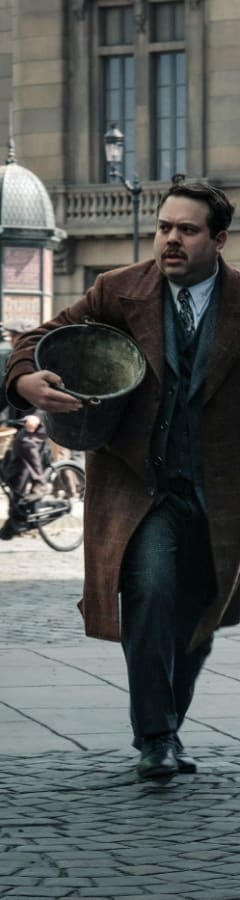 Movie still from Fantastic Beasts: The Crimes Of Grindelwald