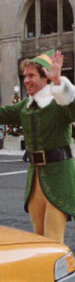 Movie still from Elf 15th Anniversary